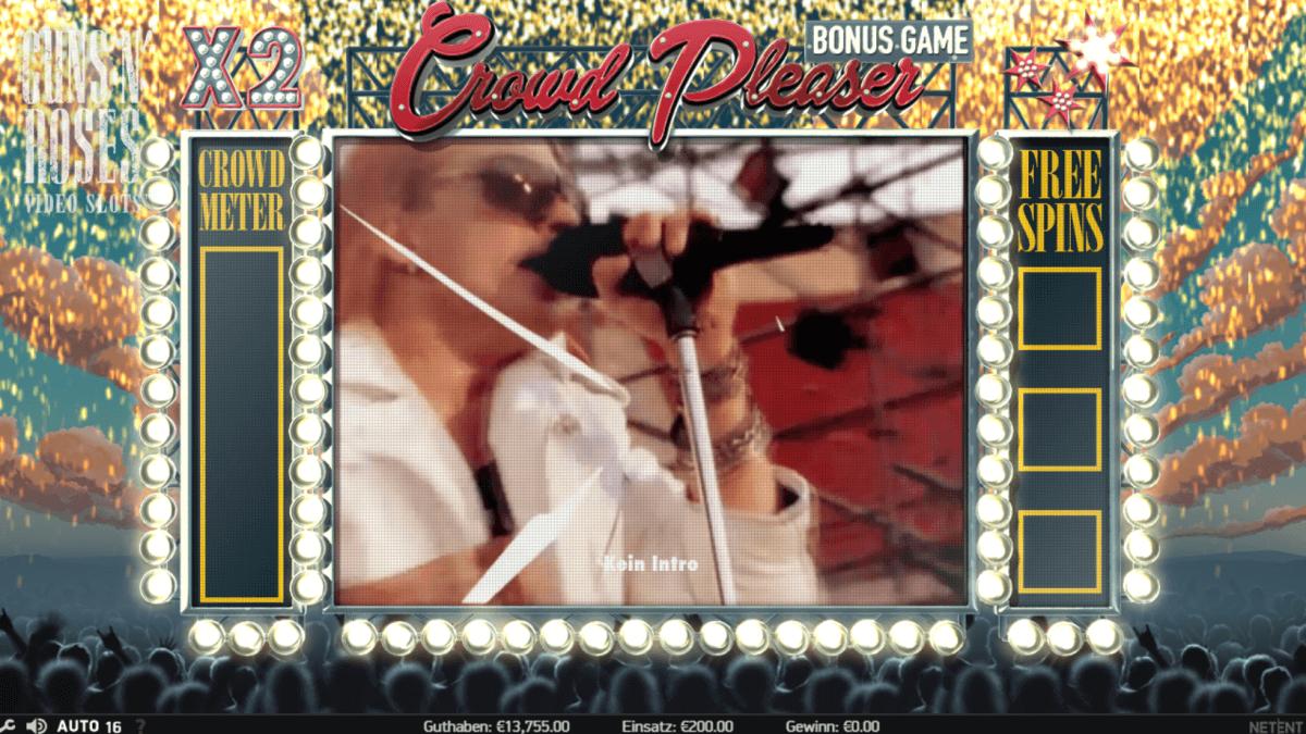 Guns N' Roses Spielautomat