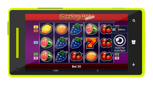 Windows Phone Casinos