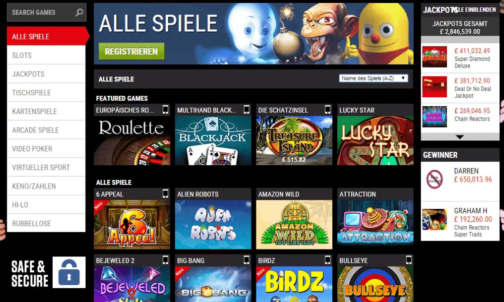 games ladbrokes slots