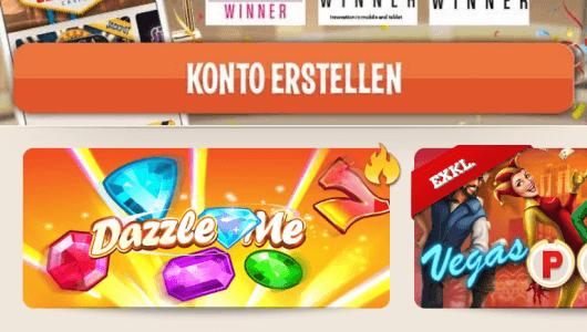 Leo Vegas Mobile Casino