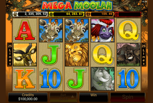 Mega Moolah Mobile