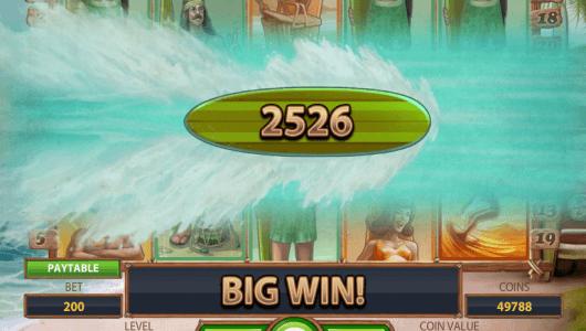 Wild Water Slot Big Win