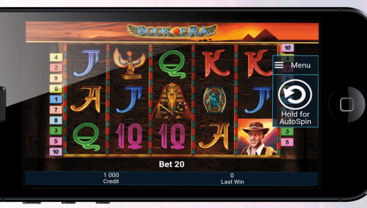 iphone casino book of ra
