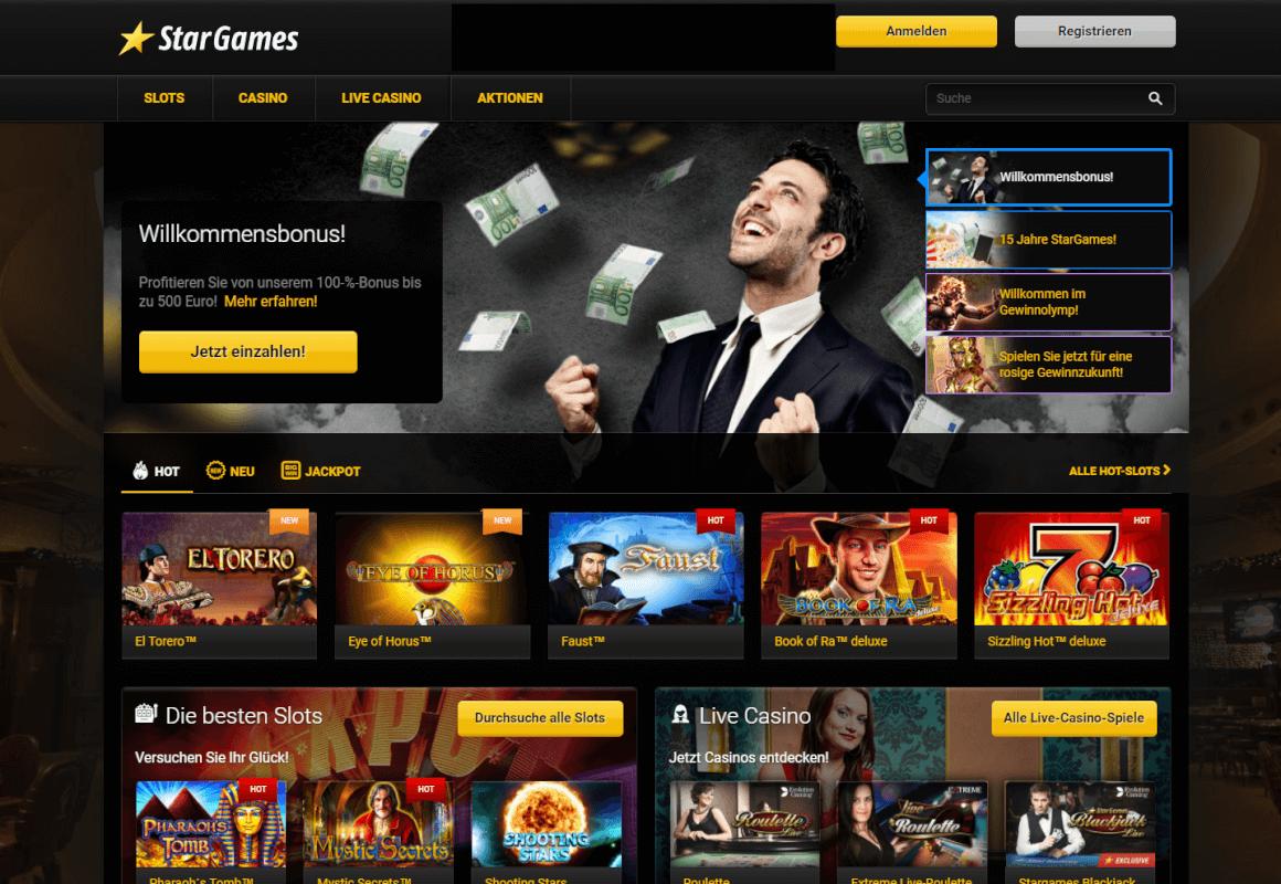 Stargames Casino 2017