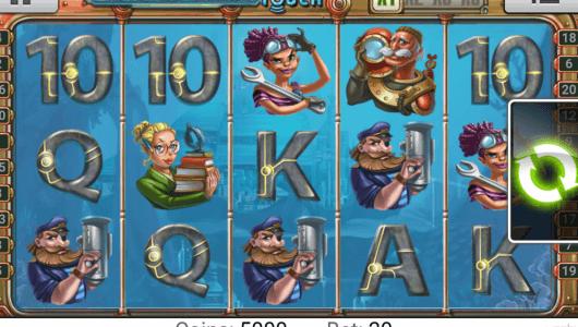Subtopia Slot Screenshot