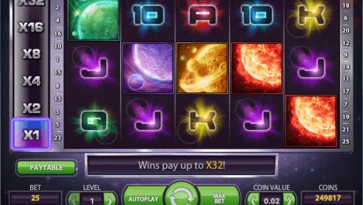 Big Bang spielen