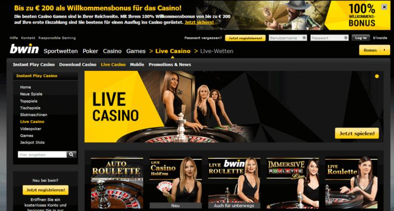 beste online casino echtgeld