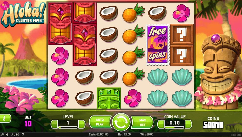 Aloha Slot Spielen
