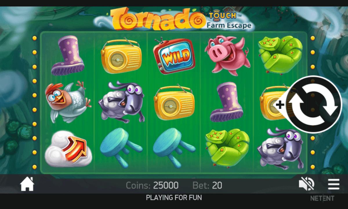 Tornado Farm Escape Spielen mobil