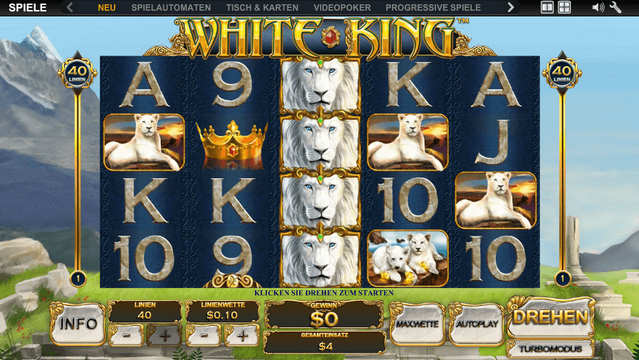 Winner Casino Slot