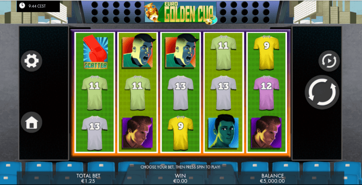 Euro Golden Cup Spielen Mobil