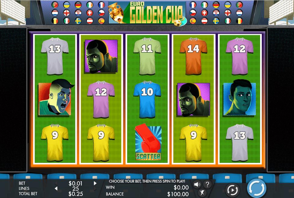 Euro Golden Cup Spielen