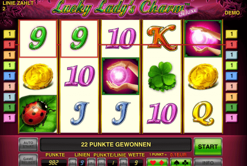 Spiele Lucky Ladys Charm - Video Slots Online