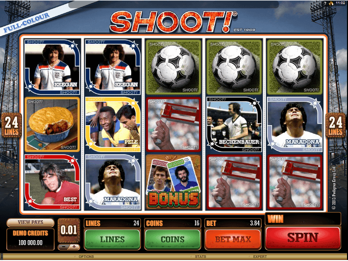 Shoot Spielen