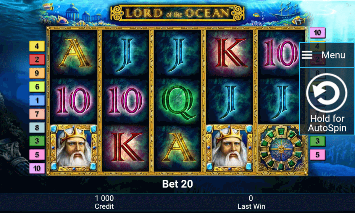 Spiele Ocean Legends - Video Slots Online