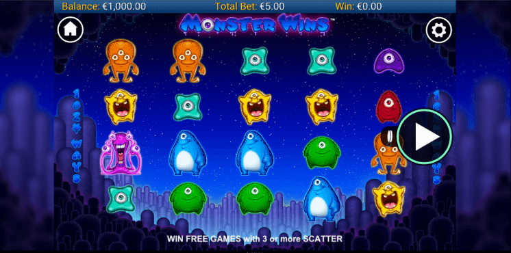 Monster Wins Spielen Mobil