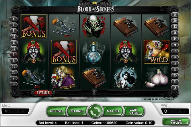 Blood Suckers Spielen