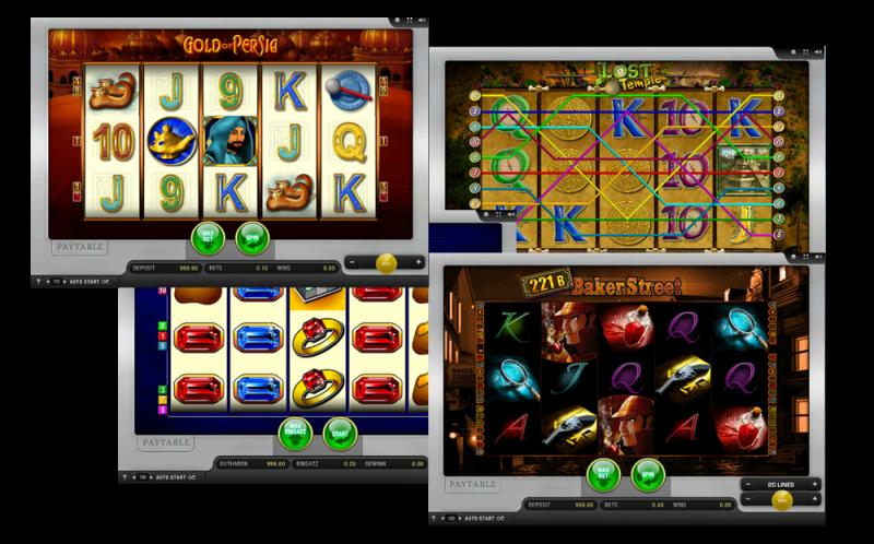 Die vorteile eines online spielautomaten
