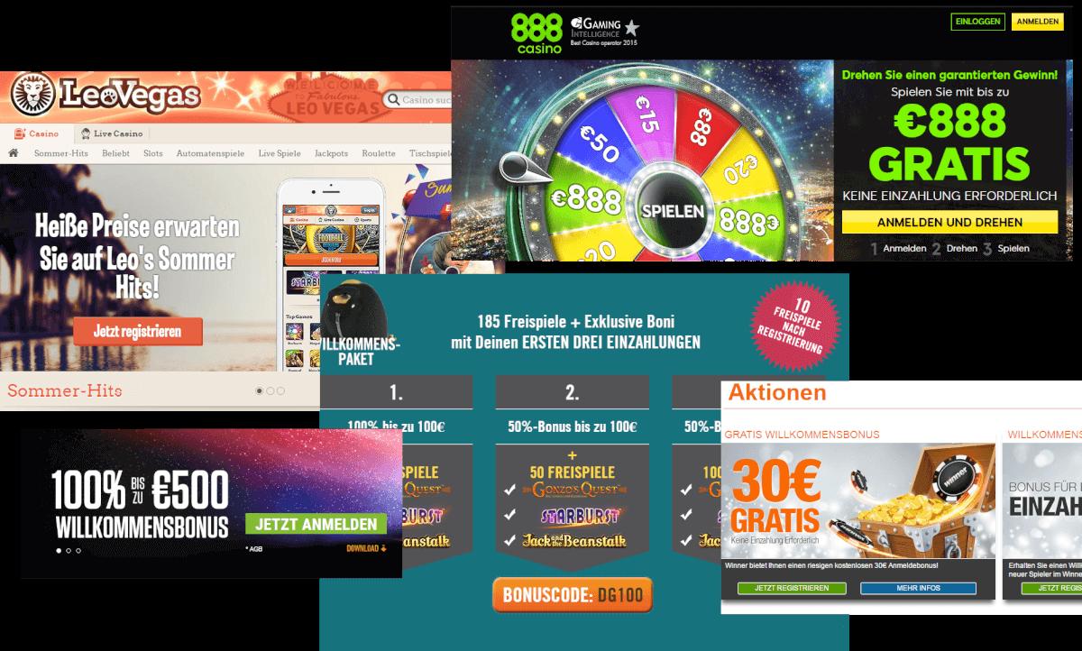 online casino bonus annehmen