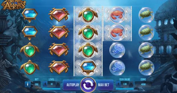 Spiele MiГџion: Atlantis - Video Slots Online