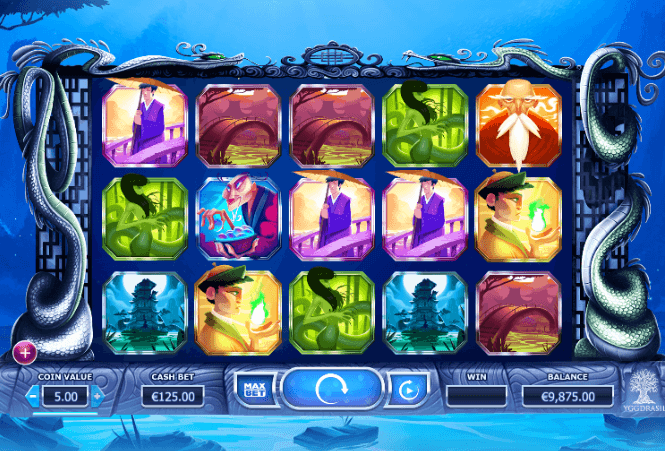Legend of the White Snake Slot - Play Online Slots for Free