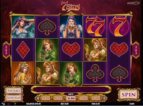 7 Sins Slot