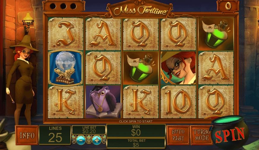 miss fortune slot