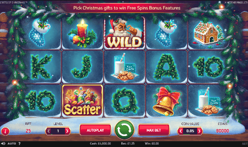 Secrets Of Christmas At Stakes Casino
