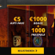 lvbet 5 euro aufs Haus