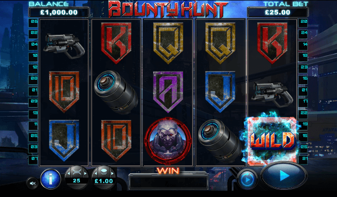 Bounty Hunt Slot