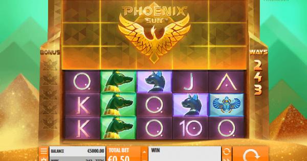 Spiele Heavenly Phoenix - Video Slots Online