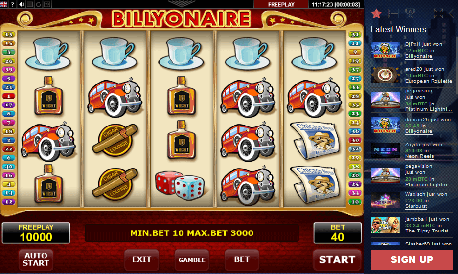 BitStarz Slot