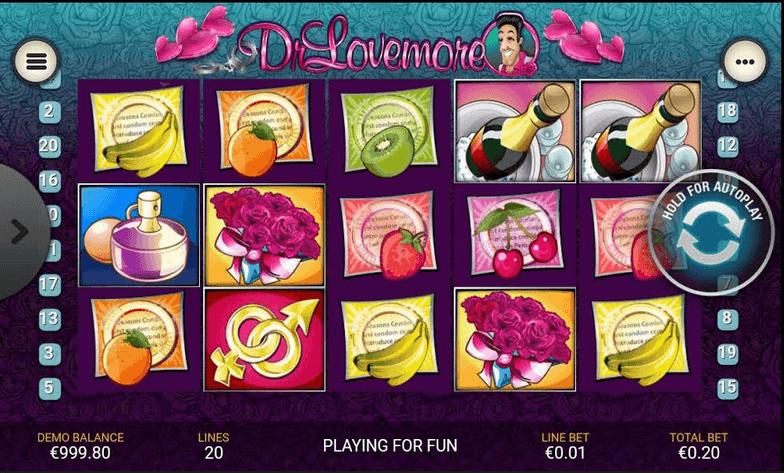Dr. Lovemore Slot mobil
