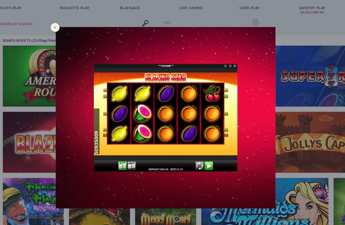 PlayOJO Spielgeld