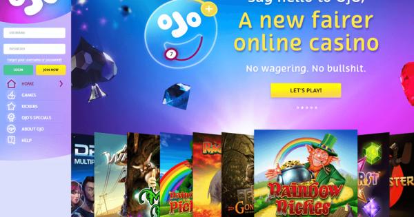 PlayOjo Casino Bonus - 50 Freispiele FГјr Die Neuanmeldung
