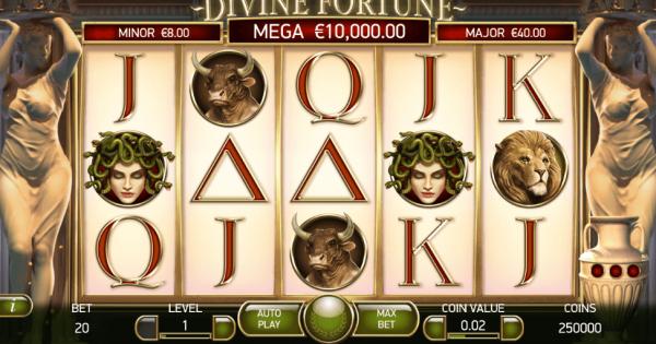 Spiele Divine Ways - Video Slots Online