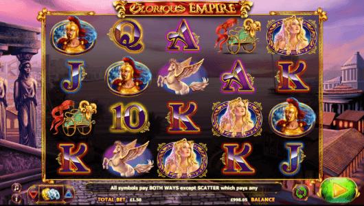 Glorious Empire - Rizk Casino