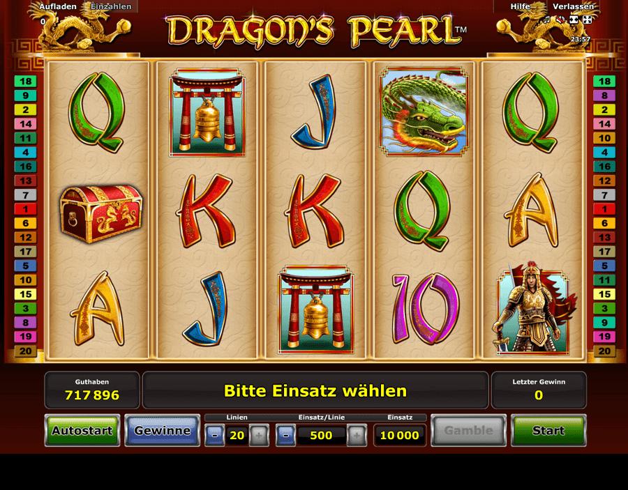 Dragon's Pearl Slot