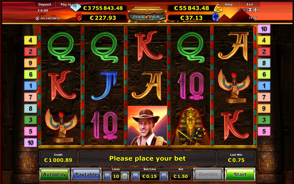 Jackpot Bei Book Of Ra