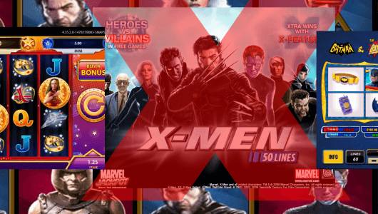 marvel slots alternativen