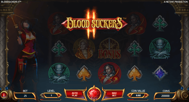 Spiele Blood Suckers 2 - Video Slots Online