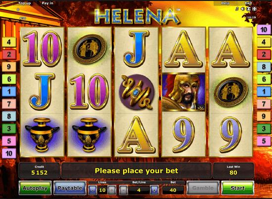 Helena Slot