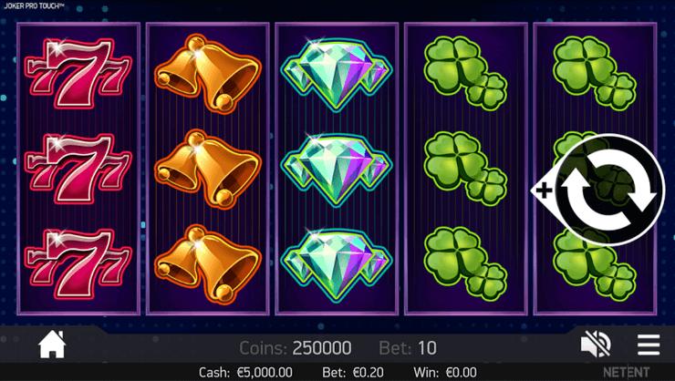 Joker Pro Slot mobil