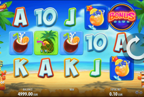 cleopatra online slot beach party spiele