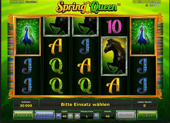 Spring Queen Slot