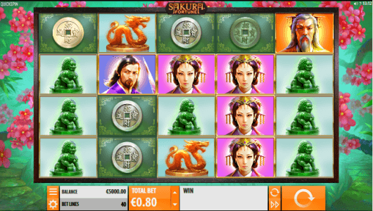 Spiele Sakura Fortune - Video Slots Online