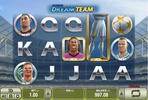 Spiele Ultimate Dream Team - Video Slots Online