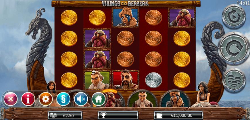 Vikings Go Berzerk Slot mobil