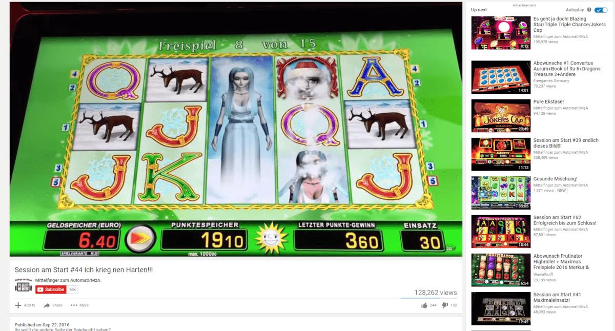 wer ist online casino tube