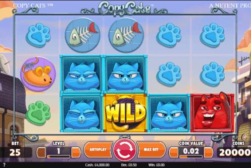 copy cats spielen
